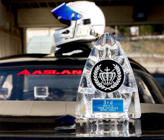 セントラルサーキット come 1 day race Honda beat ホンダ ビート