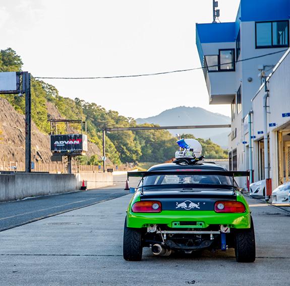 セントラルサーキット Central Circuit come 1 day race Honda Beat PP1 ホンダ・ビート