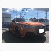 """""""アウディ TT クーペ""""の愛車アルバム"""