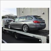 """BMW 5シリーズ ツーリング""の愛車アルバムの画像"