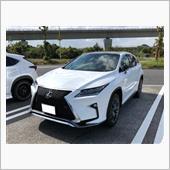 """""""レクサス RX""""の愛車アルバムの画像"""