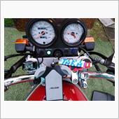 DAYTONA(バイク) AQUAPROVA コンパクト ボルトメーター92386