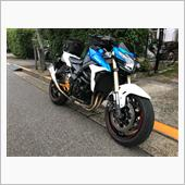 """""""GSR750 ABS""""の愛車アルバム"""