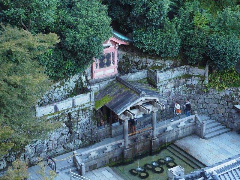 清水寺 音羽の滝