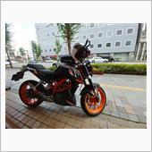 """KTM 390DUKE""の愛車アルバム"