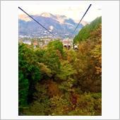 箱根の大涌谷
