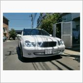 mersedes benz c230 station wagon (w203)の画像