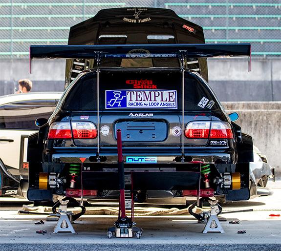 セントラルサーキット ASLAN Honda one make race シビック Civic TON EG6
