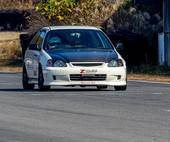 Central Circuit セントラルサーキットASLAN Honda One Make race ZEXT ENTERPRISE ゼクストエンタープライズ Honda EG4 CIVIC ホンダ シビック