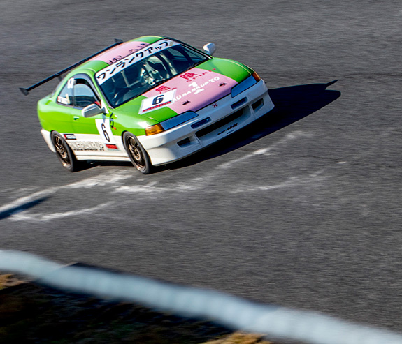 Central Circuit セントラルサーキットASLAN Honda One Make race Honda Integra インテグラ DC2 ONE RANK UP AUTO ワンランクアップオート