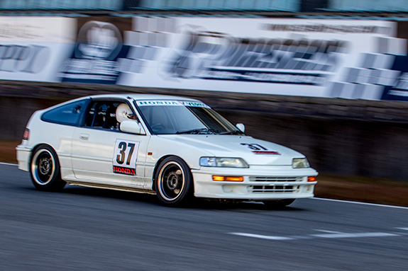 Central Circuit セントラル サーキット ホンダ Honda EF8 CR-X