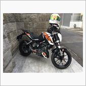 """KTM 200 DUKE""の愛車アルバム"