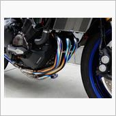 アールズ・ギア ワイバンリアルスペック Single Type チタンドラッグブルー(チタンエンド)の画像