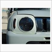 オフロードサービスタニグチ ヘッドライトカバーの画像