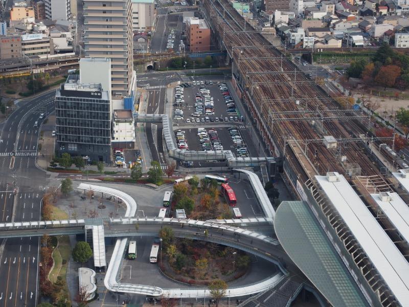 岐阜シティ・タワー43 スカイラウンジ展望室 岐阜駅(ハートフルスクエアG)