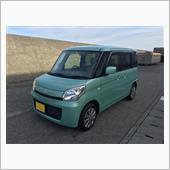 """""""スズキ スペーシア""""の愛車アルバム"""