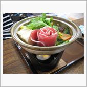 黒川温泉 ボタン鍋 ¥1500税込