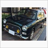 """""""ダイハツ ミラジーノ1000""""の愛車アルバム"""