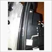 VLAND BMW F30用シーケンシャル ウィンカー テールライトに交換(外側編)