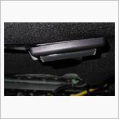 e-くるまライフ LEDフットライトキット 取付の画像
