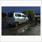 仕事前に洗車💦🚙💦👷♂️