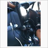 HSC/powsto HSC 500-Dカップ型 シガーソケット2つ&USB2ポート充電器(バッテリの画像