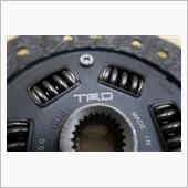TRD / トヨタテクノクラフト クラッチカバー&クラッチディスク(スポーツフェーシングタイプ)