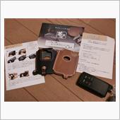 革茶屋 トヨタ 30系 アルファード ヴェルファイア ウェルカムドア対応 スマートキーレザーケースの画像