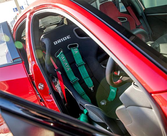 Honda FK8 CIVIC Type R ホンダ シビック タイプR ターボ