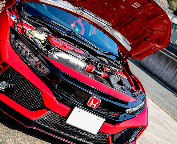 HONDA CIVIC FK8 TYPE R ホンダ シビック K20C
