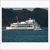石崎汽船と中島汽船の画像