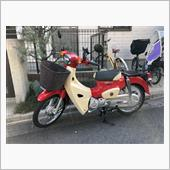 """""""ホンダ スーパーカブ50(AA09型)""""の愛車アルバム"""