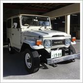 """""""ランクル40""""の愛車アルバム"""