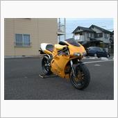 """""""ドゥカティ 748SPS""""の愛車アルバム"""