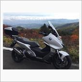 """BMW C600Sport""の愛車アルバム"