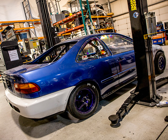 SpeedFactory Racing Honda EJ1 CIVIC Coupe