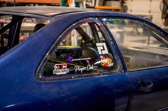 SpeedFactory Racing Honda EJ1 CIVIC Coupe