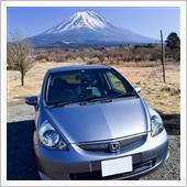 富士山ドライブ 朝霧高原あたり
