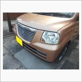 三菱自動車(純正) ekクラッシク用 メッキフロントグリル