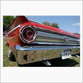 1963y  Ford Faielane 500 2Dr Sedan