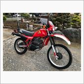 """""""ホンダ XL250R""""の愛車アルバム"""