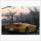 S2000と桜2019