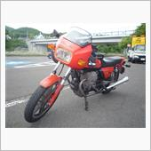 """""""モトグッツィ V35イモラ""""の愛車アルバム"""
