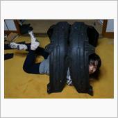 CS.ARROWS タイヤハウス内用デッドニング用品