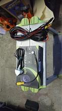 [アバルト・595 (ハッチバック)]メーカー・ブランド不明 ケンウッド 対応 高画質 ネジ穴固定式タイプ アダプター付