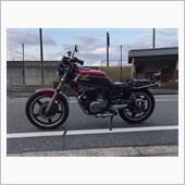 """""""ホンダ CB400N HAWK III (ホーク3)""""の愛車アルバム"""