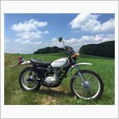 """""""ホンダ SL250S""""の愛車アルバム"""