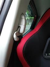 [デミオ]sparco TUNING SEAT R100