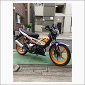 """""""ホンダ ソニック125""""の愛車アルバム"""