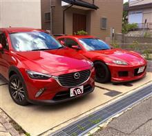 """[CX-3]""""3ちゃん""""の愛車アルバム"""